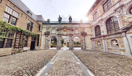 Rubenshuis virtuele tour Antwerpen